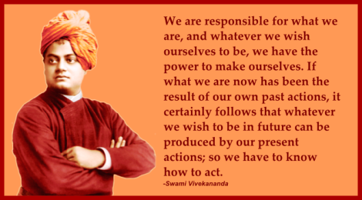 Quote from Swami Vivekananda